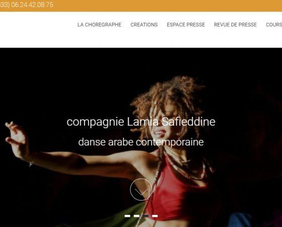 compagnie danse Lamia safieddine