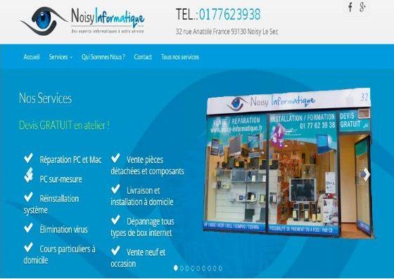 boutique en ligne noisy-informatique